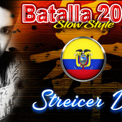 Mix - Bt 2019 -- Streicer Dj - A Ritmo De Lento Violento
