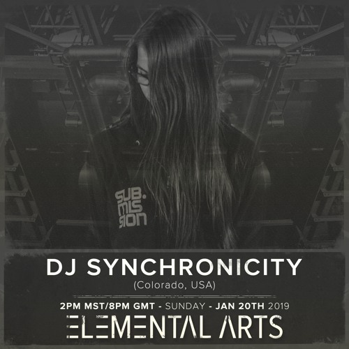 Elemental Arts Presents: DJ Synchronicity