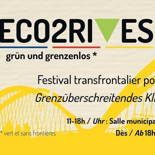 « Eco2Rives : le 1er festival transfrontalier pour la transition énergétique
