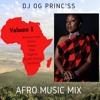 DJ OG Princ'ss Afro Music Mix Vol. 1