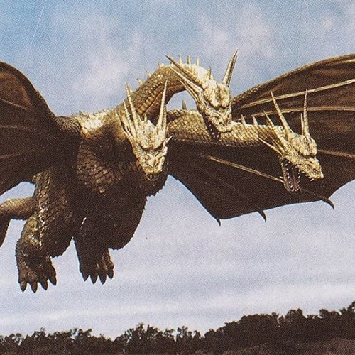 Dead Times - Episode 54 Rodan (1956) and Ghidorah, the Three-Headed Monster (1964)