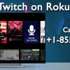 How to add the Twitch TV on Roku