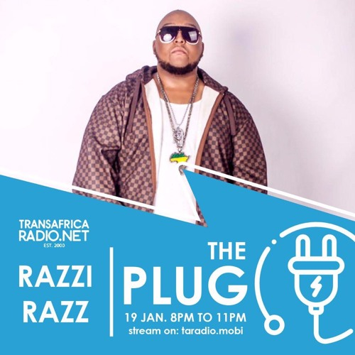 South African Rapper Razzi Razz On The Plug With DJ Honcho 19:01:2019