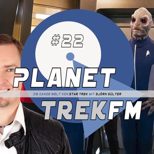 Planet Trek fm #022: Star Trek: Discovery 2.01: Drei Männer feiern, lachen und fürchten sich