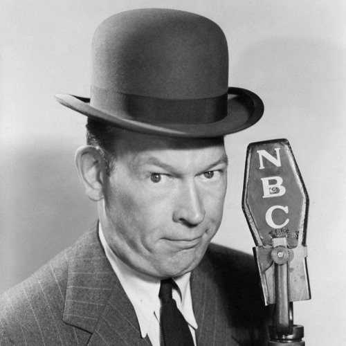 Fred Allen On Ad Execs; Jack and Mary Benny