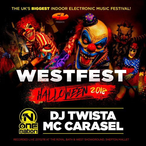 WestFest 2018 - Twista & Carasel (One Nation) by carasel | Free