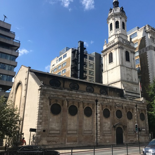 City of London Churches - St Magnus the Martyr
