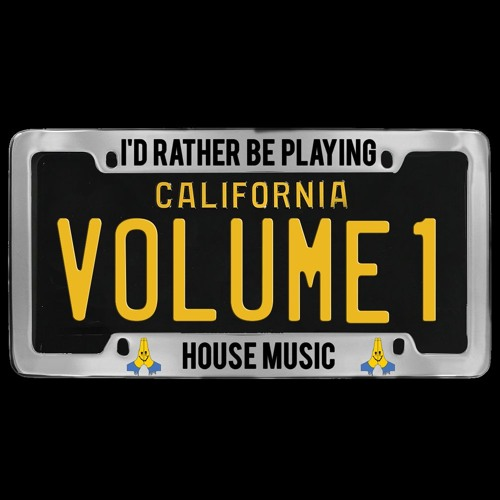 I'd Rather Be Playing House - Vol.1