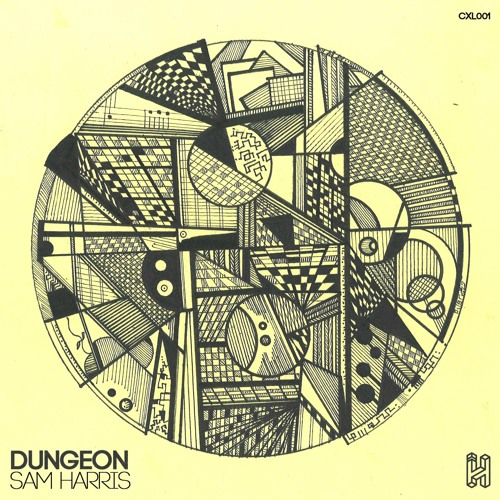 Sam Harris - Dungeon (EP) 2019
