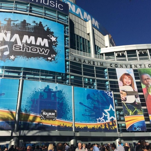 Massive Music Industry Show (NAMM) Returns to Anaheim