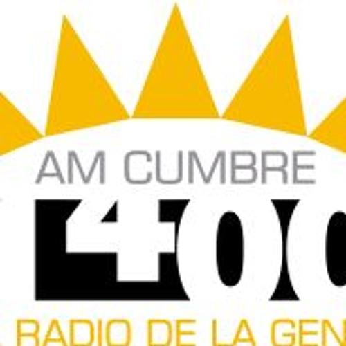 """Entrevista en programa """"Con la gente"""" de radio Cumbre AM 1400 Neuquén"""