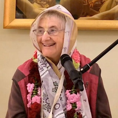 Śrīmad Bhāgavatam class on Tue 22nd Jan 2019 by HG Narayani Devi Dāsi 4.19.37