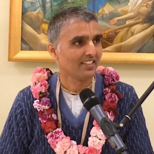 Śrīmad Bhāgavatam class on Wed 23rd Jan 2019 by Sukadeva Dās 4.19.38
