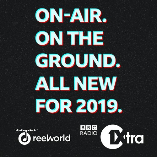 BBC Radio 1Xtra ReelWorld Imaging 2019 by ReelWorld Europe | Free