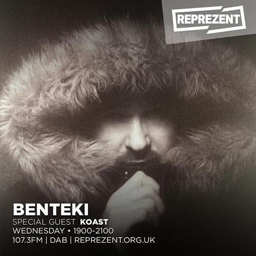 Koast - Benteki guest mix - Reprezent Radio 23.01.2019