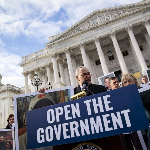 Loren Duggan on the Government Shutdown and the Week Ahead in Congress on Federal News Newtork