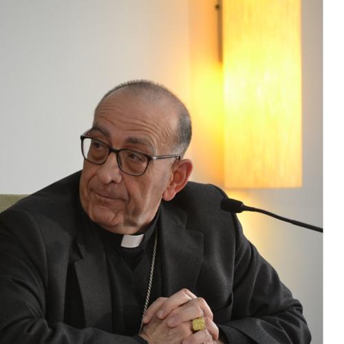 Col·loqui amb Joan Josep Omella: «Sortim amb alegria!»