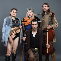 Ale At The Inn Vira Burmenko Jacob Y Gypsy Folk Metal Iron Fiddle