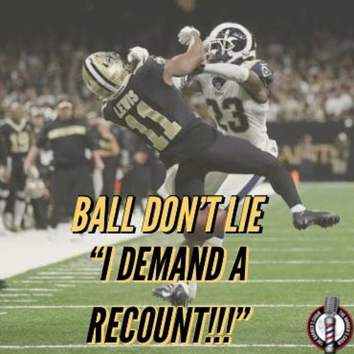 "Ball Don't Lie EP. 36 - ""I Demand A Recount!!!"""