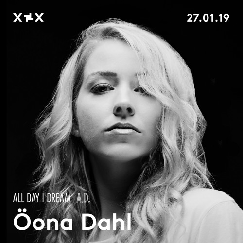 Öona Dahl fabric XX x All Day I Dream A.D. Promo Mix