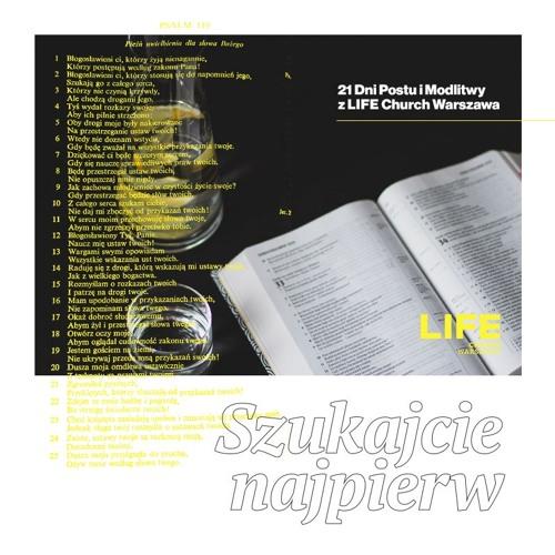 Szukajcie Najpierw (III) - pastor Iga Liziniewicz (20.01.2019)