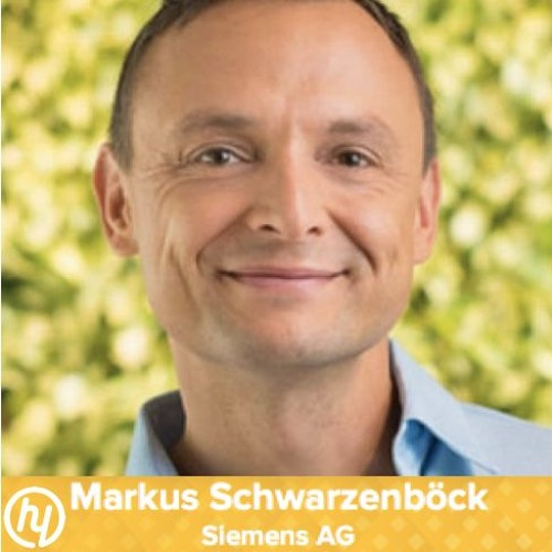 #28 mit Markus Schwarzenböck, Executive Vice President HR bei Siemens