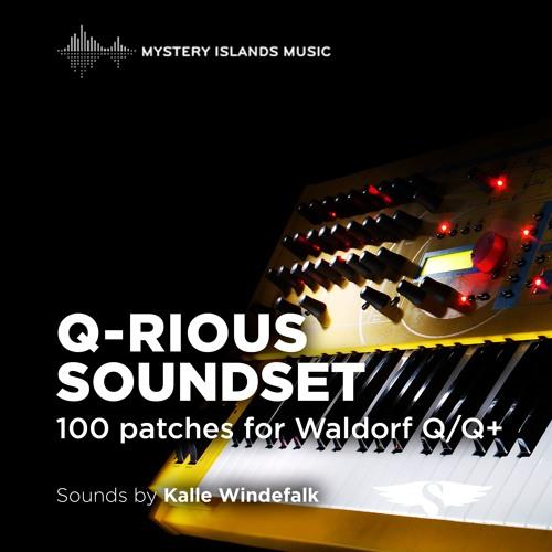 Q-rious Soundset for Waldorf Q/Q+