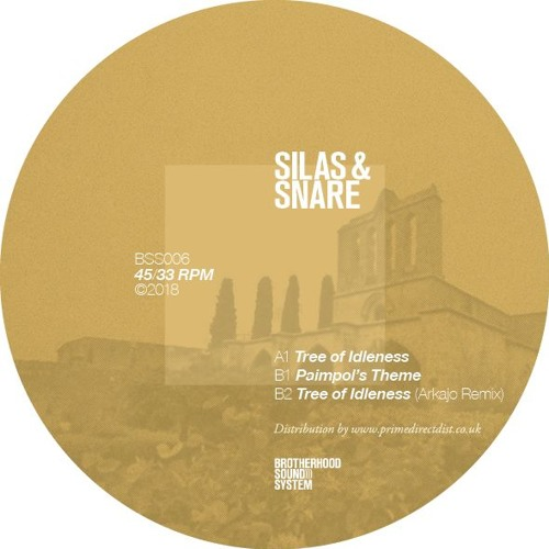Silas & Snare - Tree Of Idleness (Arkajo Remix)