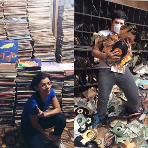 Canela En Surco 137 @Discos Paradiso w/ Ruffy Tnt & Majoo Salguero (Discodelic/Mexico)