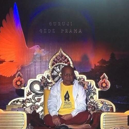 6. Bimbingan Meditasi-   23 Nov 2018 LOVINA - MEMANDIKAN JIWA DENGAN CAHAYA