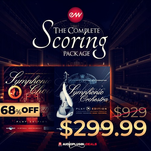 The Complete Scoring Package by EastWest Sounds