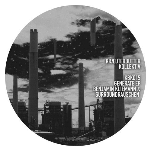 KBK015 Benjamin Kliemann - Generator (Original Mix)