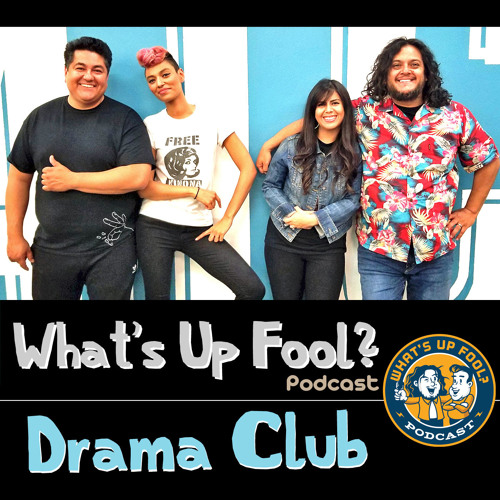 Ep 201 - Drama Club Podcast