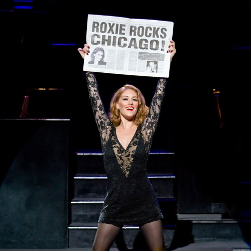 Dylis Croman, Roxie Hart in Chicago The Musical - STNJ Episode 267