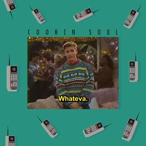 Cookin Soul - WHATEVA (full tape)