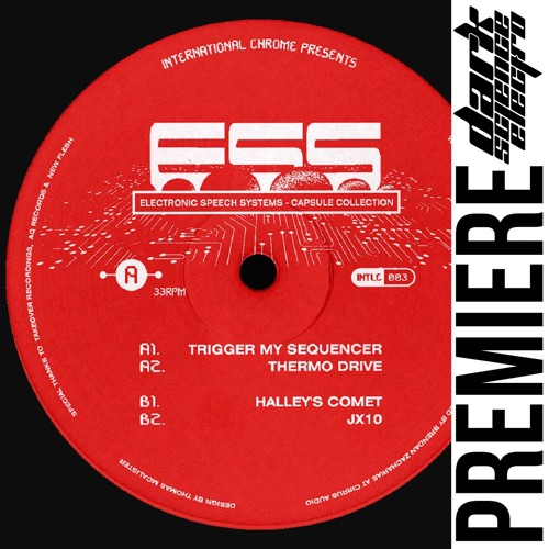 PREMIERE: ESS - Trigger My Sequencer (International Chrome)