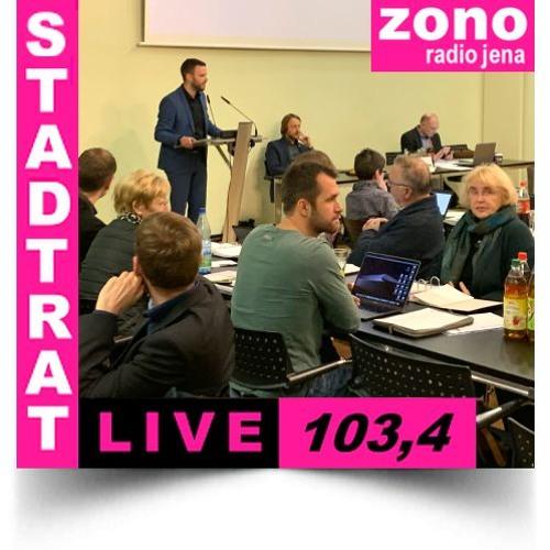 Hörfunkliveübertragung (Teil 3) der 51. Sitzung des Stadtrates der Stadt Jena am 23.01.2019