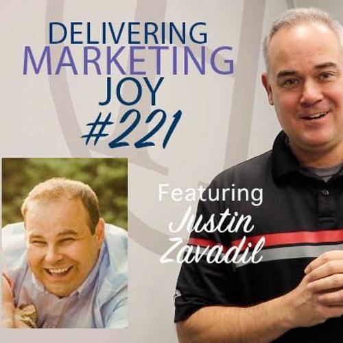 Delivering Marketing Joy with Justin Zafidal