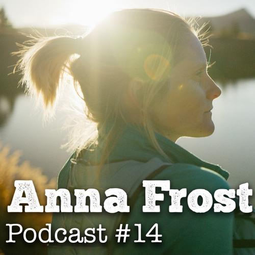 IRUN4ULTRA Podcast Episode - Anna Frost