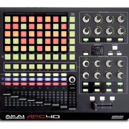 El Hornet - APC40 mix (2009)