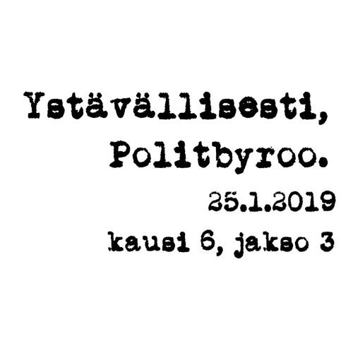 Kokoomuseliitin hallituspohdinnat, talouspol. arviointineuvosto, sote – 25.1.2019