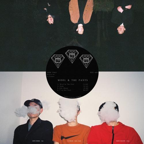 """WOOL & THE PANTS """"Edo Akemi"""" PPU-091 12"""""""