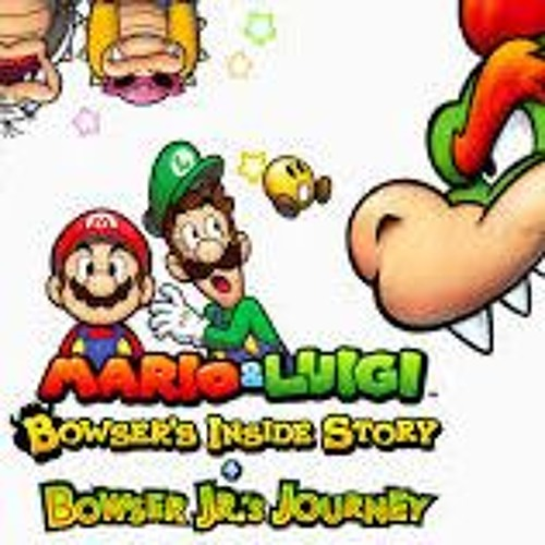 Fawful Is There Dx Mario And Luigi Bowsers Inside Story