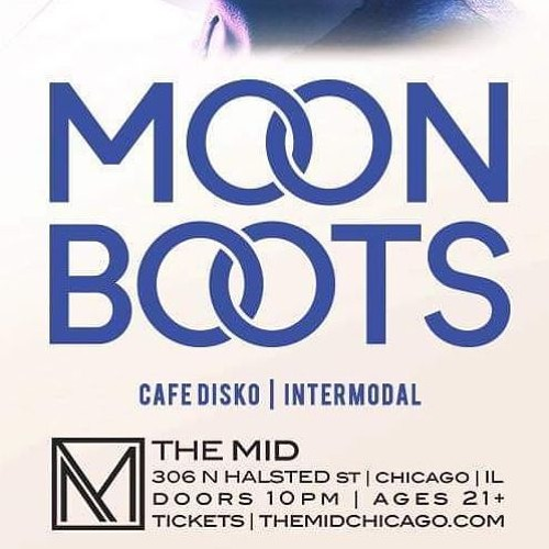 Intermodal @ The Mid, Chicago, IL - Nov 24, 2018 - Support For Moon Boots (#ONELASTSONG)