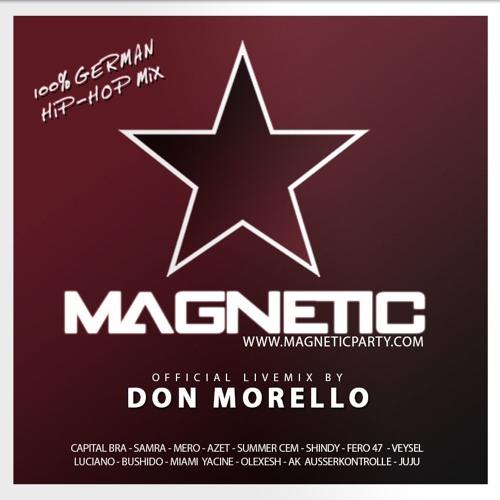 Official Magnetic German Hip Hop Mix