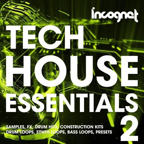 Incognet Tech House Essentials Samples Vol.2 (+ FREE Samples Inside) #1 Bestselling Beatport