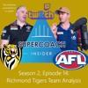Richmond Tigers Team Analysis 2019