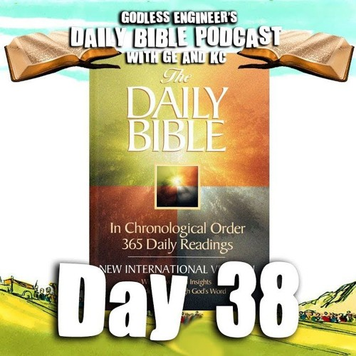 Moses' Journey To The Promised Land || GE's Daily Bible Podcast, Day 38