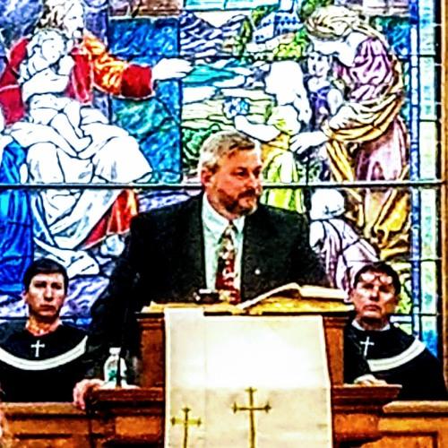 Matthew 5:17 - 20 Christ, The Law & The Christian.WAV