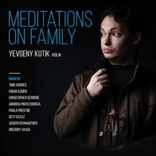 Meditations on Family: Cadenza for the Once Young